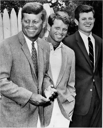 Senator Ted Kennedy, R.I.P.
